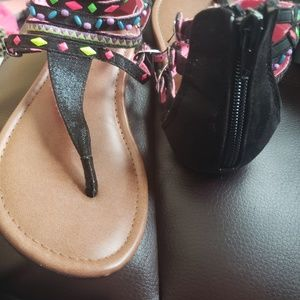 Justice Shoes - Girl's Justice sandals
